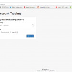 Account Tagging